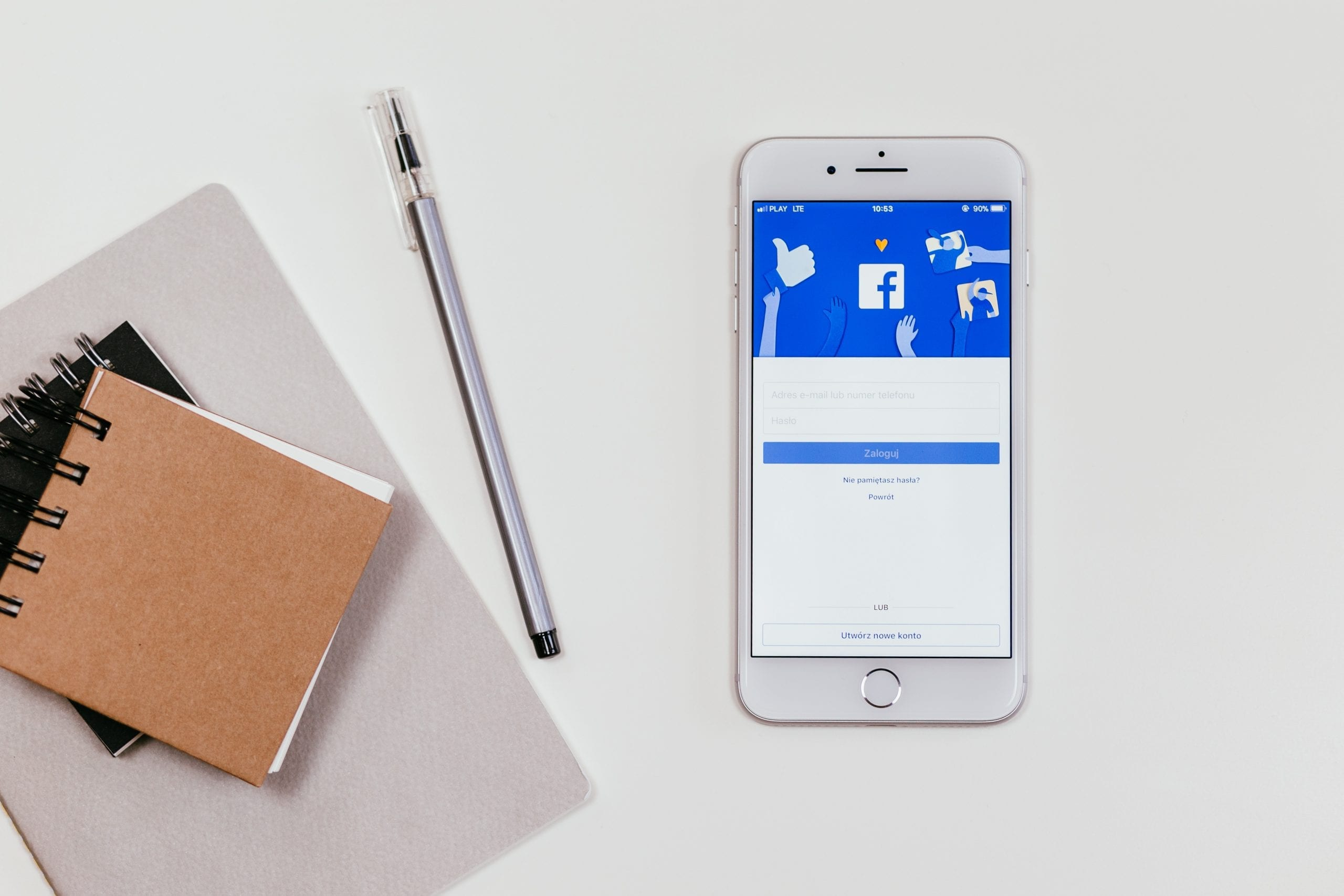 Facebook's Pages app