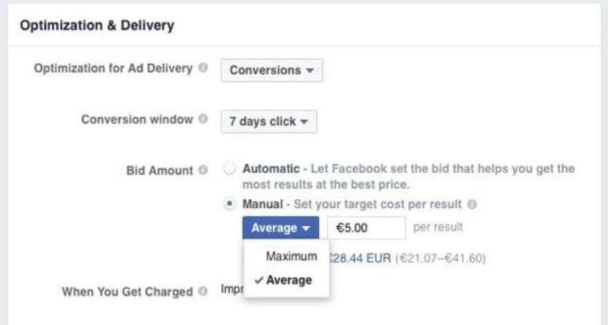 facebook advertising strategies