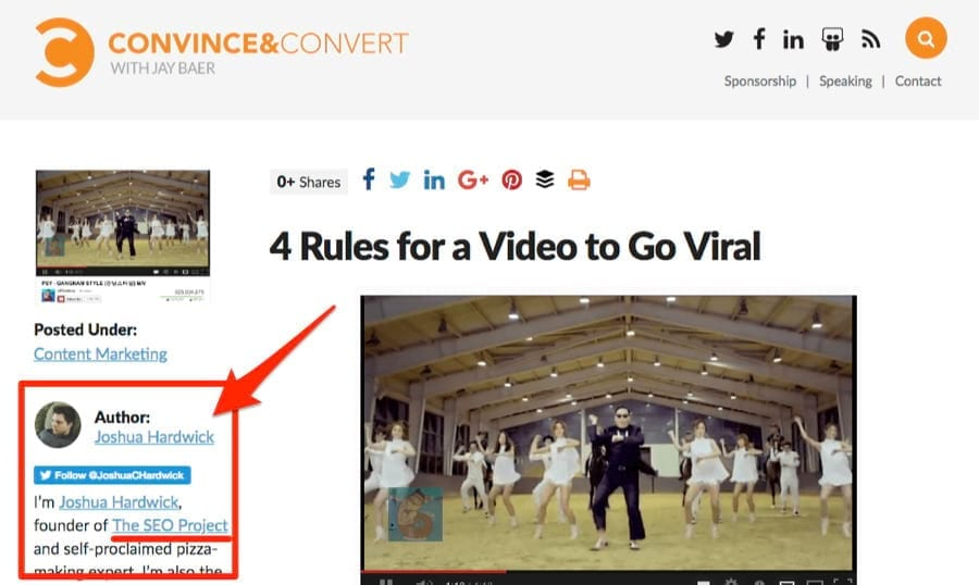 convince and convert guest post