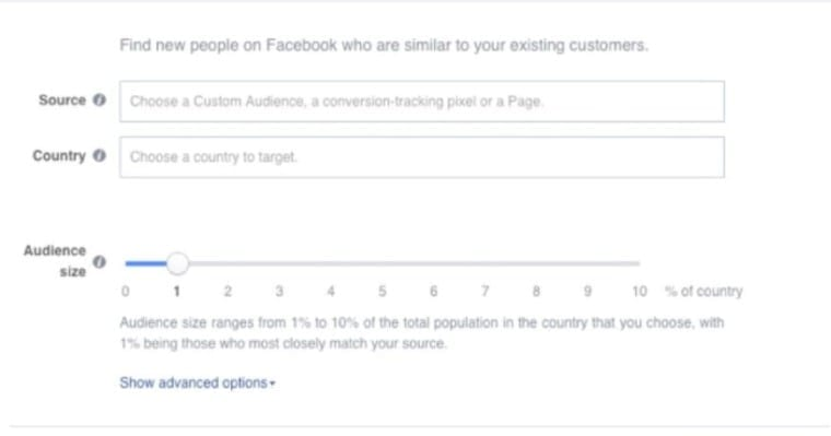 Facebook custom audiences, Facebook advertising strategy