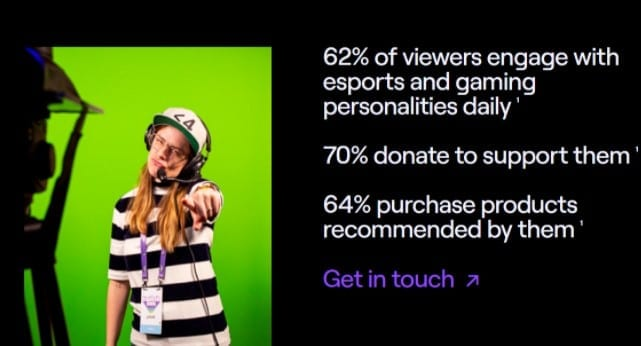 twitch marketing, twitch, influencers, gamers, content marketing