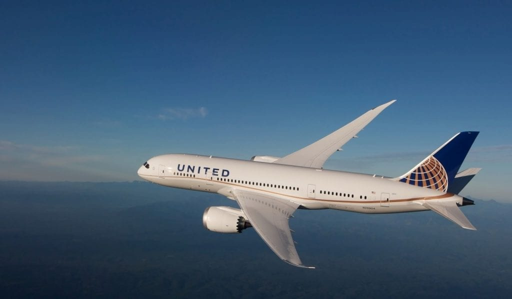 United Airline stock