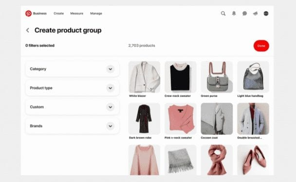 Pinterest's Ad Options to help Retailers