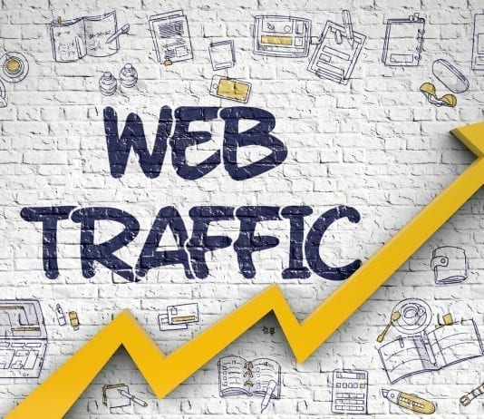 Tips to increase web traffic
