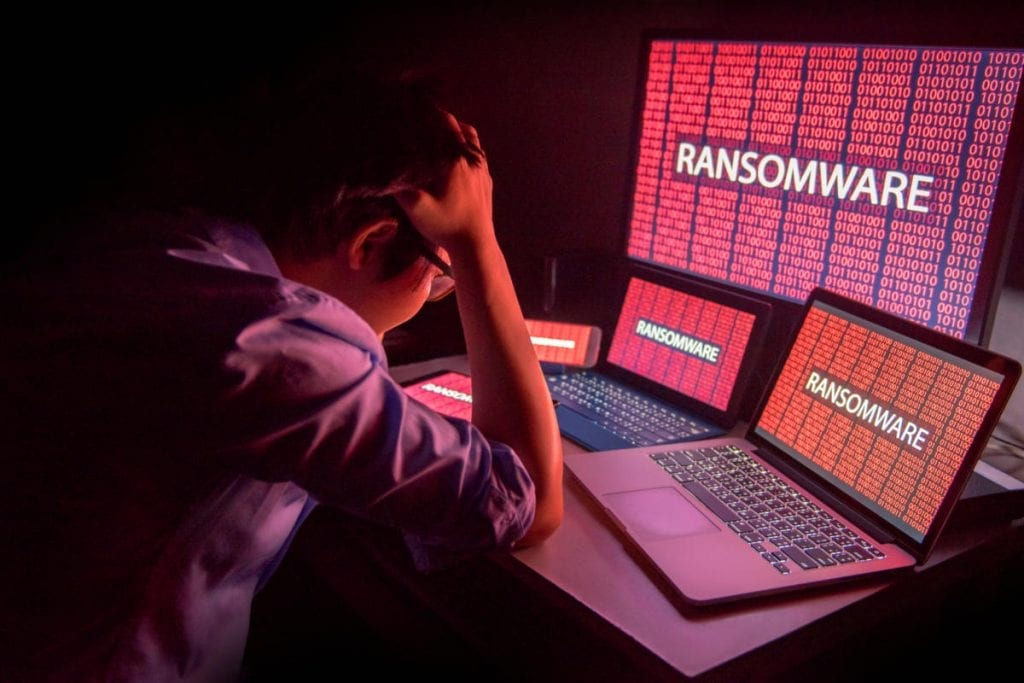 Threat of ransomware attack on US hospitals