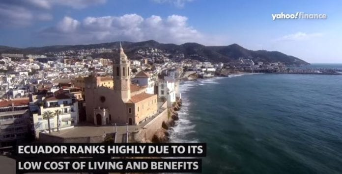 The best places to retire in the world in 2021