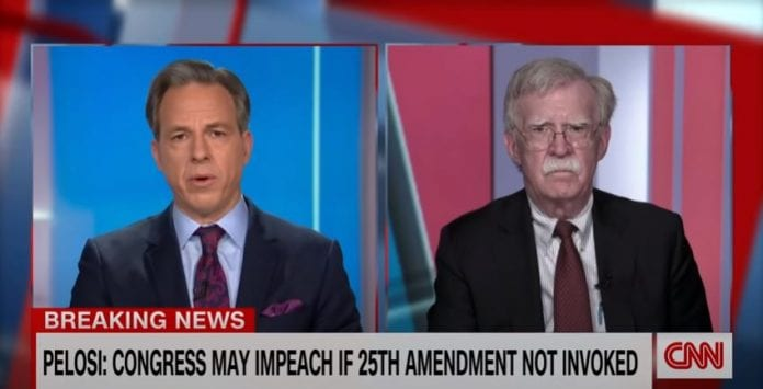 Why Trump critic doesn't support using 25th amendment