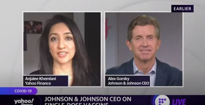 J&J CEO discusses single dose vaccine, combating variants, and vaccine distribution