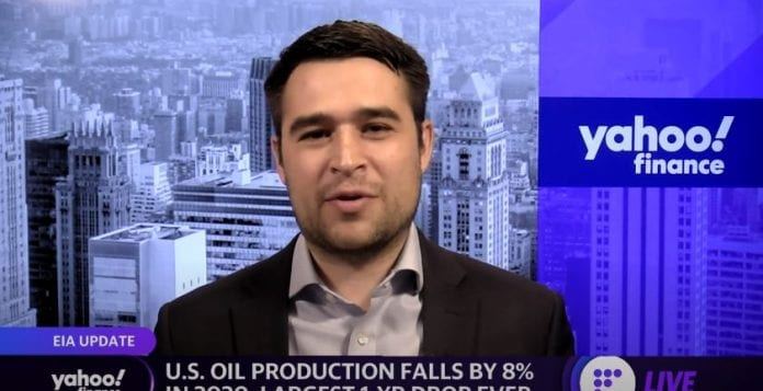 Oil Outlook: The market is really thinking oil is going to come back: Dan Eberhart