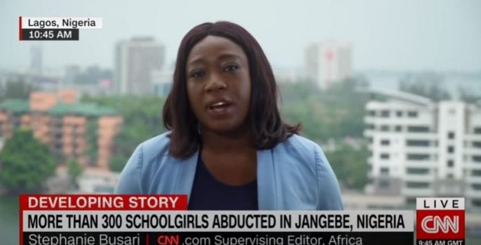 Over 300 schoolgirls were abducted. Hear from 1 who escaped