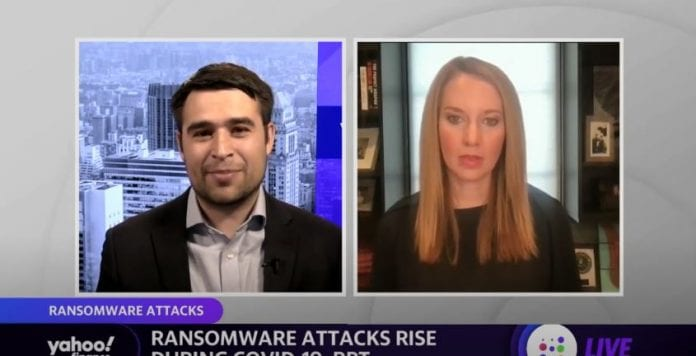 Ransomware is becoming big business: Palo Alto Networks SVP Cyber Consulting & Threat Intelligence