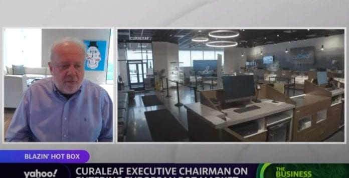 Curaleaf CEO: The United States is still our primary focus