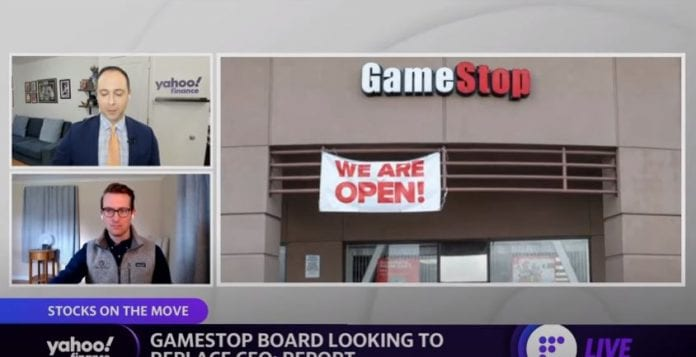 GameStop board looking to replace CEO: Report