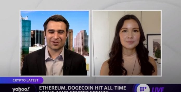 Dogecoin and Ethereum hit all-time highs amid crypto frenzy