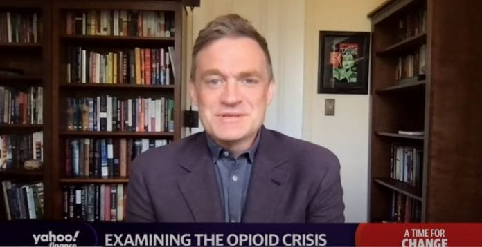 'Empire of Pain' author looks at the Opioid crisis and the Sackler family