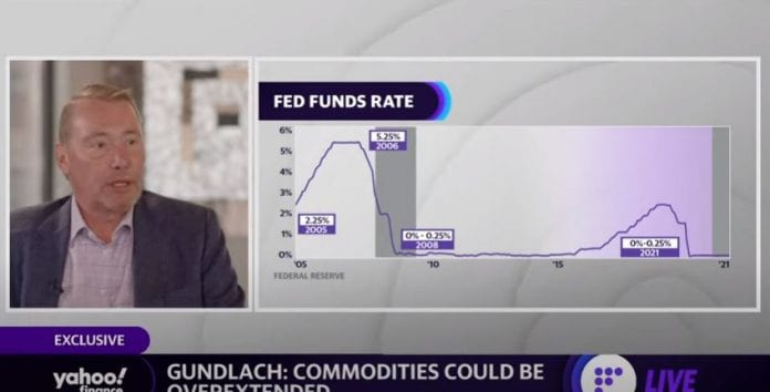 Jeffrey Gundlach on where he sees opportunities in the market