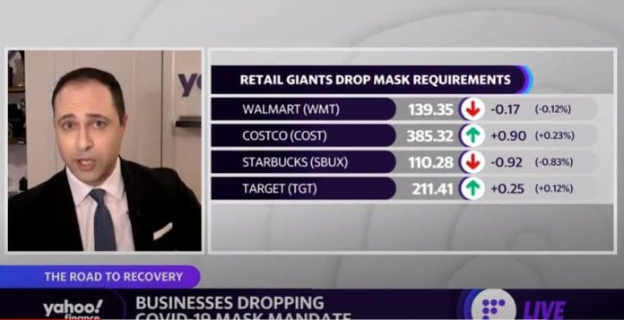 More retailers loosen mask requirements
