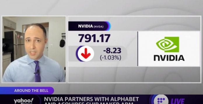 Cathie Wood's Ark files for bitcoin ETF, NVIDIA stock rallies