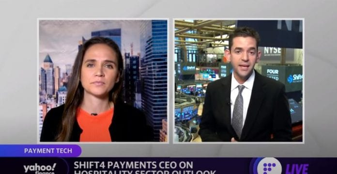 QR code-based payments are, 'here to stay': Shift4 Payments CEO