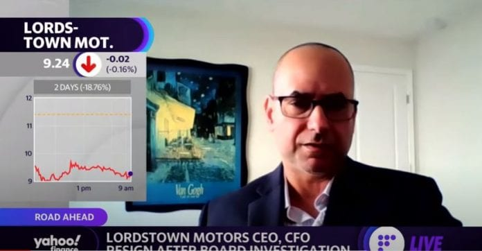 What's next for Lordstown Motors amid leadership shakeup, financial troubles