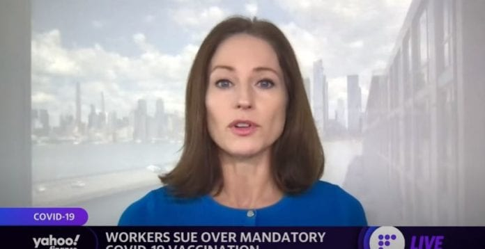 Workers fight for their rights not to get vaccinated across the country