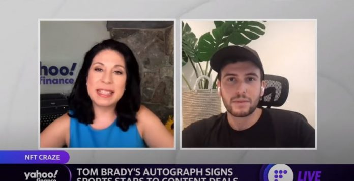 Autograph CEO discusses partnership with DraftKings and Lionsgate