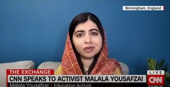 Malala Yousafzai: Women's rights can't be compromised during Afghanistan talks