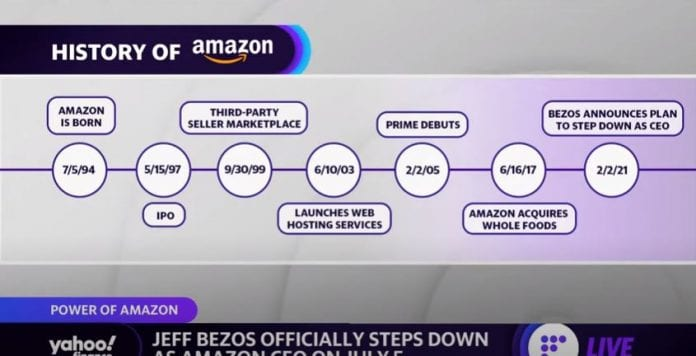 What Jeff Bezos' departure as CEO means for the future of Amazon, and the company culture
