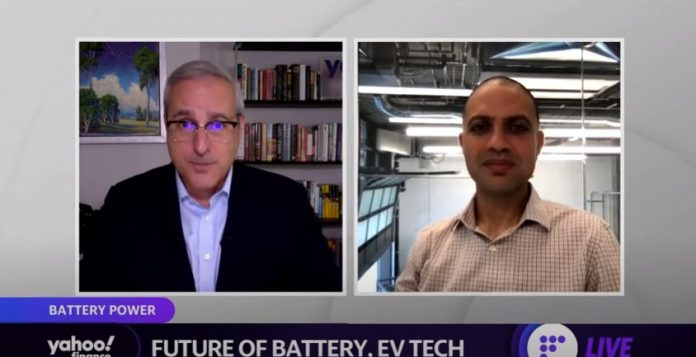 EV battery startup Ample raises $160M in latest funding round, for battery swap out stations