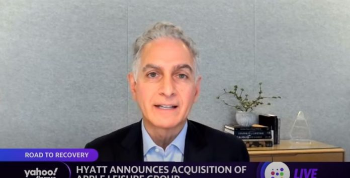 Hyatt CEO on acquisition of Apple Leisure Group: 'This is a really transformative deal'