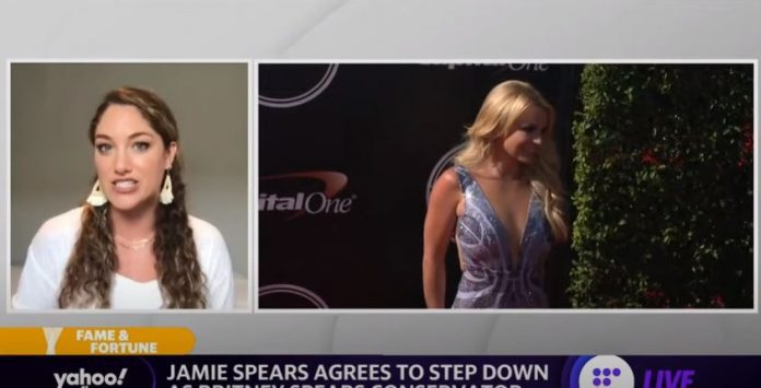 Jamie Spears agrees to step down as Britney Spears' conservator