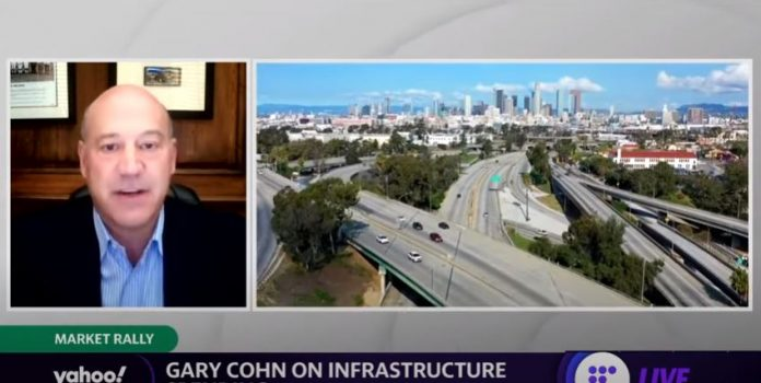 Gary Cohn on potential tax hikes: 'I'm worried about competitiveness'