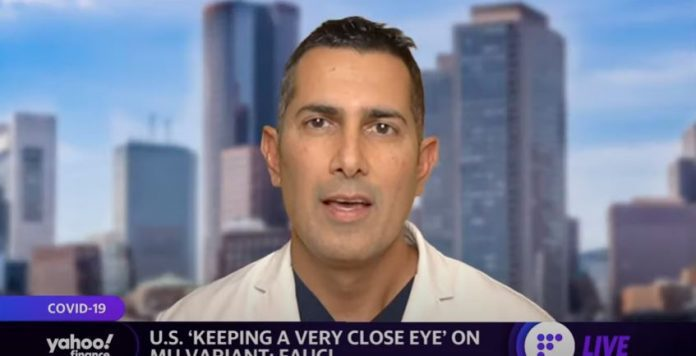Harvard Medical School doctor talks COVID-19, booster shots, and tips to stay safe on labor day