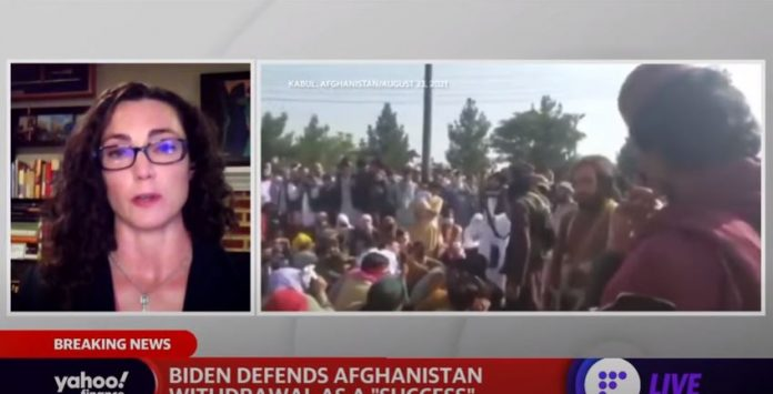 No one can argue the Afghanistan evacuation went well despite what the President says: Emily Harding