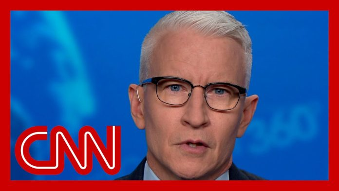 Anderson Cooper: Facebook likes to say it brings people together