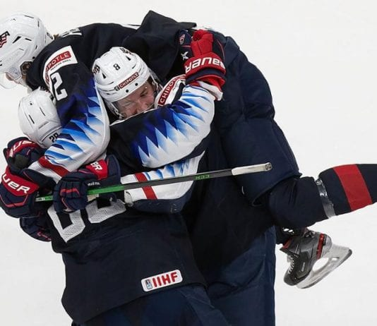 WJC roundup: USA defeats Finland, advances to championship game