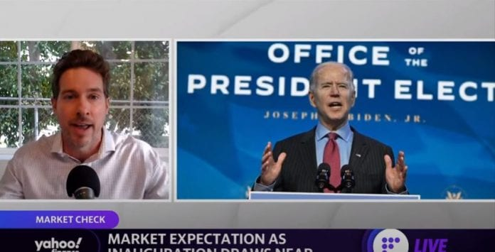 2021 Stock market outlook: 'Markets are forward looking,' says Payne Capital president