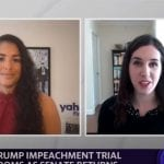 A look at Trump's last day in office and impeachment, Biden inauguration and Senate appointments