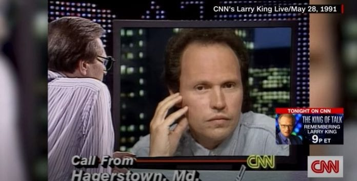 Billy Crystal: I think of Larry King like a relative