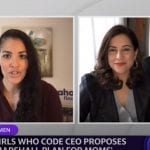 CEO writes a letter to President Biden proposing paying women for their work as mothers