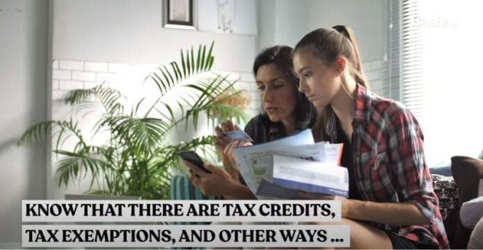 Child tax credit and other ways to save money with dependent care