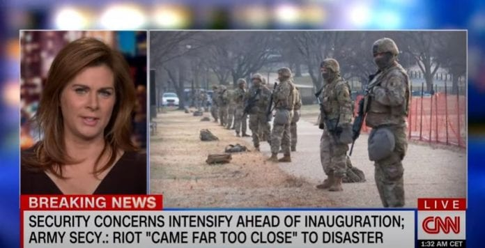 'Far too close:' Army secretary reveals sobering details on riot