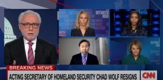 'I'm sure it didn't sit well with President': Borger on Chad Wolf's reaction to riots