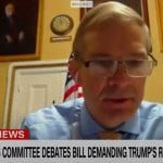Lawmaker confronts Jim Jordan for not saying election was fair