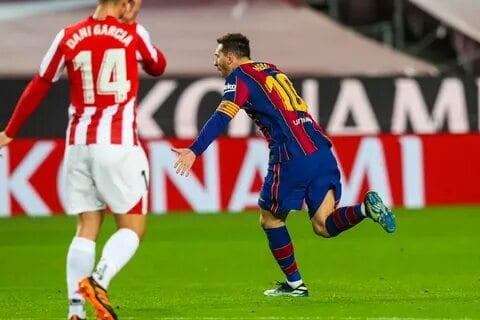 Barcelona Vs Athletic