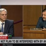 Bash: Cruz looking for Fox News sound bite at Garland hearing