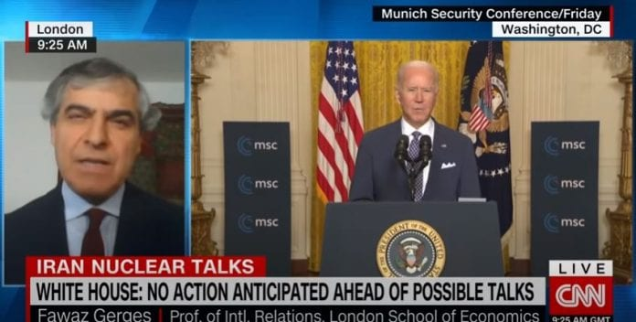 Biden nat sec adviser: This may be the best chance at Iran deal