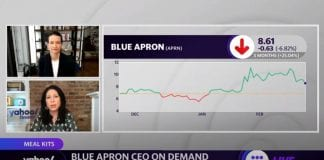 Blue Apron CEO on what's driving the rise in business amid the coronavirus pandemic