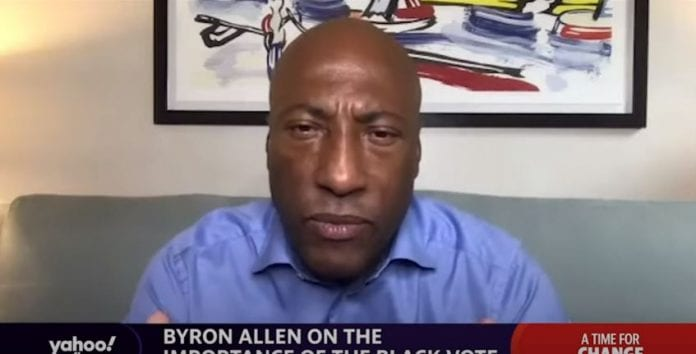 Byron Allen discusses the launch of TheGrio.TV on MLK Day