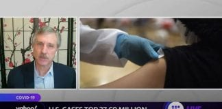 Coronavirus vaccine Inoculations are picking up...but we still need to take safety measures: Doctor